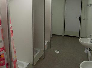 Женские туалетные модули