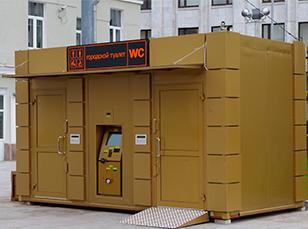 Туалетные модули в Краснодаре на заказ