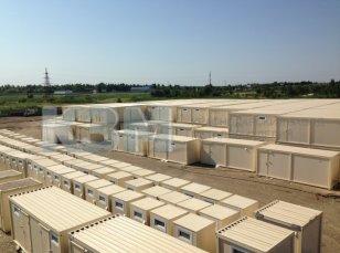Компактные туалетные модули