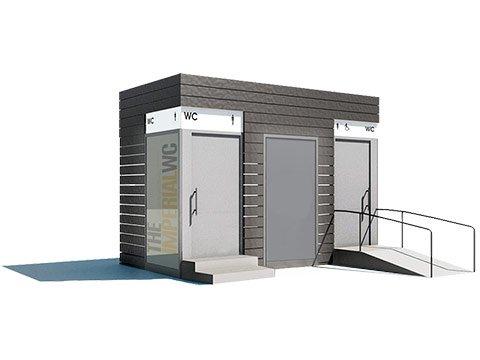 Купить туалетный модуль