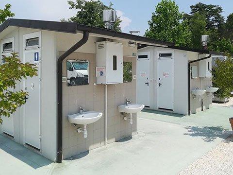 Модульный туалет в Краснодаре