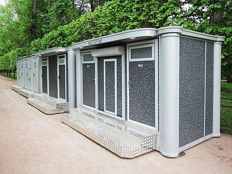 Производители туалетных модулей