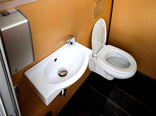 Туалетные модули для горожан