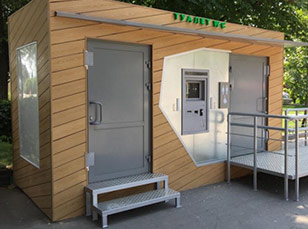 Модульные туалеты автономные