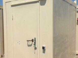Одноместные туалетные модули